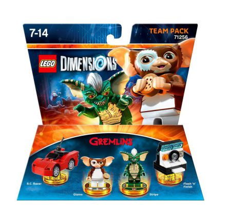 Ver Lego Dimensions Team Pack Gremlins