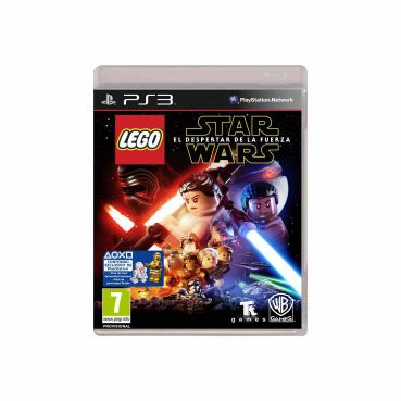 Ver Lego Star Wars Ep7 Ps3
