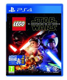 Ver Lego Star Wars Ep7 Ps4