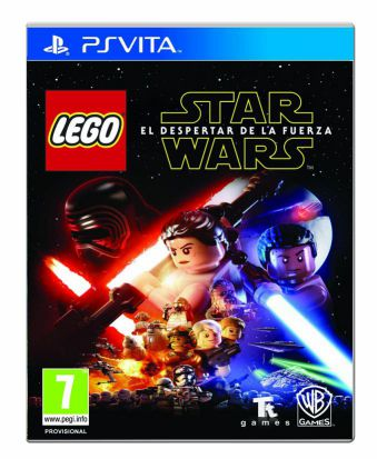 Ver Lego Star Wars Ep7 Psvita