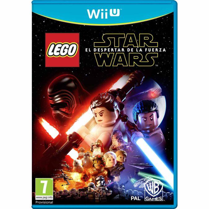 Ver Lego Star Wars Ep7 Wiiu