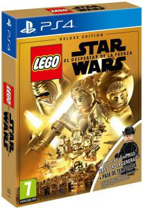 Ver Lego Star Wars New Deluxe Edition Ps4