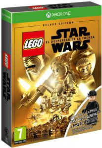 Ver Lego Star Wars New Deluxe Edition Xboxone