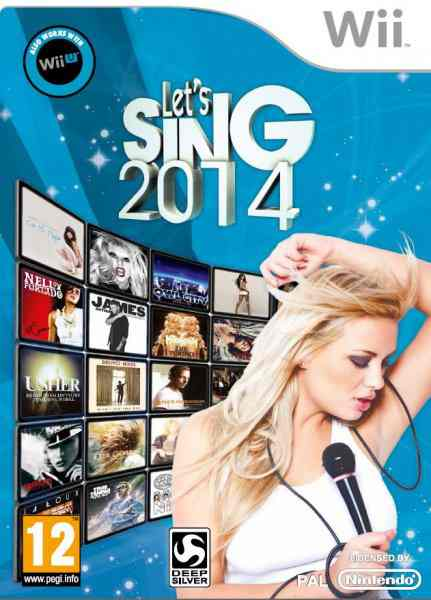 Let S Sing 2014 2 Micros Wii