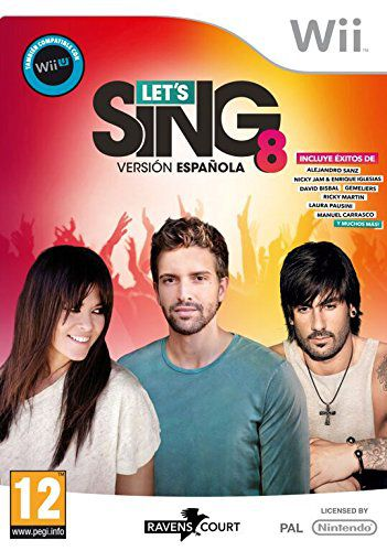 Ver LetS Sing 8 Version Espanola Wii