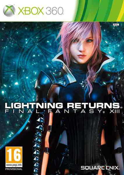 Ver Lightning Returns Final Fantasy Xiii X360