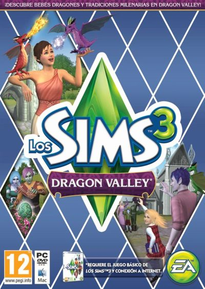 Los Sims 3 Dragon Valley Pc