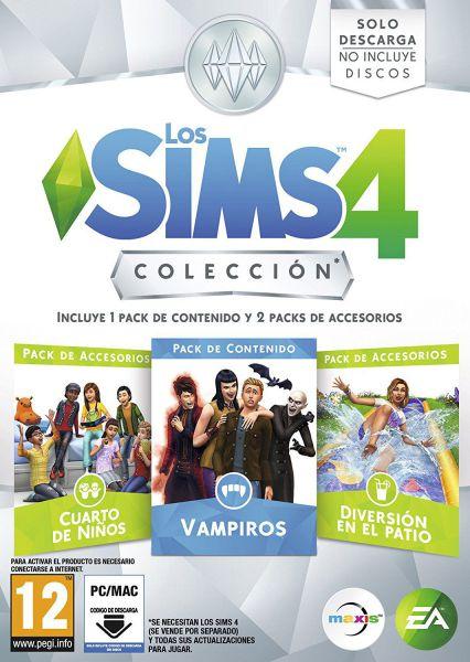 Los Sims 4 Coleccion 4 Pc