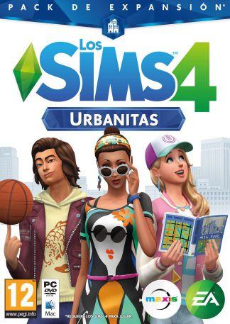 Ver Los Sims 4 Urbanitas Pc