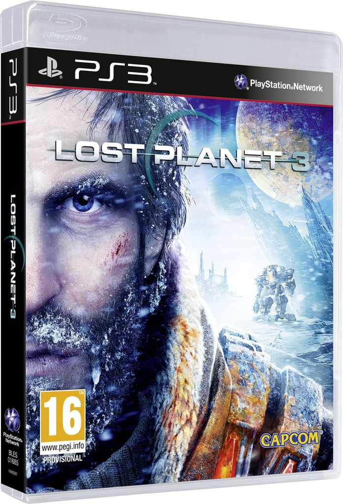 Ver Lost Planet 3 Ps3
