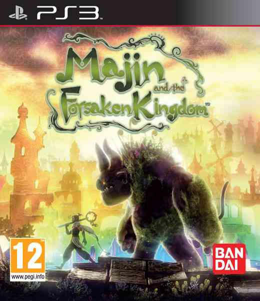 Ver MAJIN AND THE FORSAKEN KINGDOM PS3