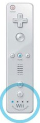 Mando Remote Plus Blanco Wii