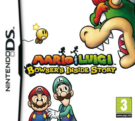 Mario  Luigi Bowsers Inside Story Nds