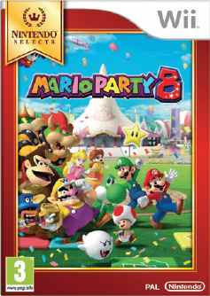 Ver MARIO PARTY 8 SELECTS WII