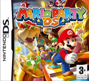 Mario Party Nds