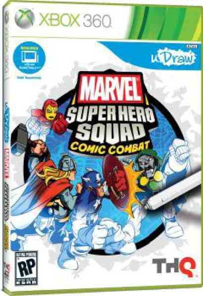 Marvel Super Hero Squad Comic Combat X360
