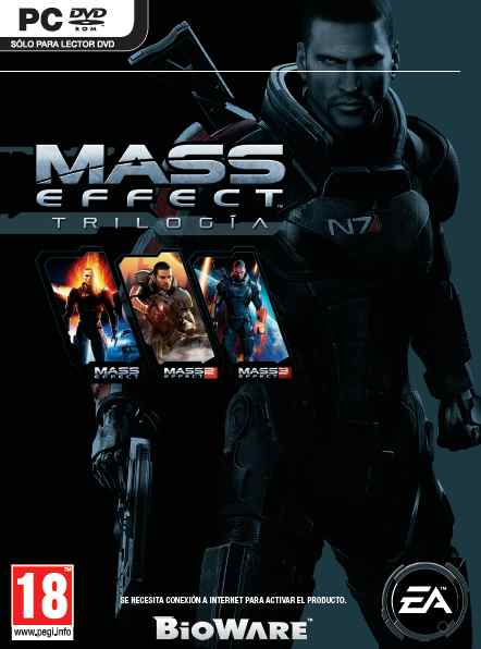 Mass Effect 3 Trilogia Pc