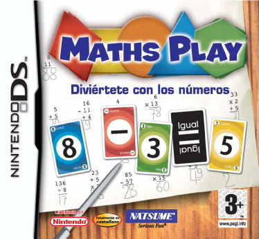 Ver MATHS PLAY DIVIERTETE CON LOS NUMEROS NDS