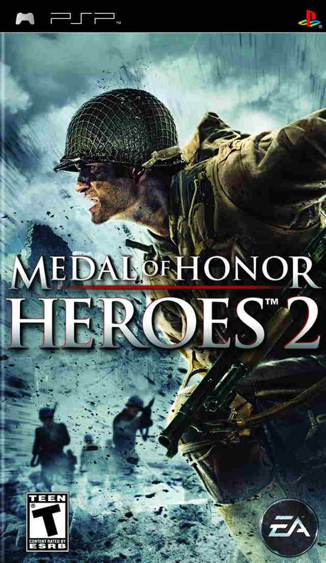 Medal Of Honor Heroes 2 Essential Psp