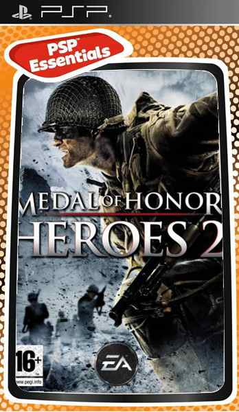 Medal Of Honor Heroes 2 Essentials Psp