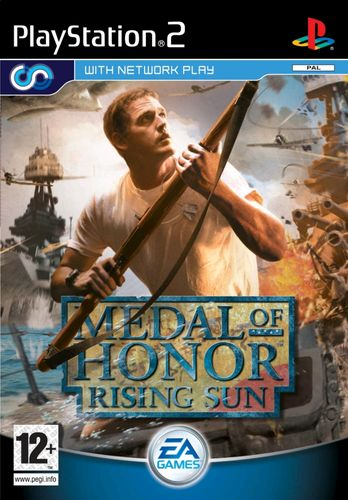 Medal Of Honor Rising Sun  Value Games  Ps2