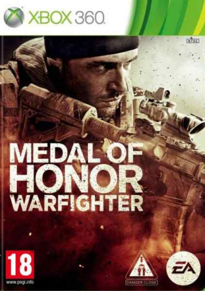 Ver MEDAL OF HONOR WARFIGHTER X360