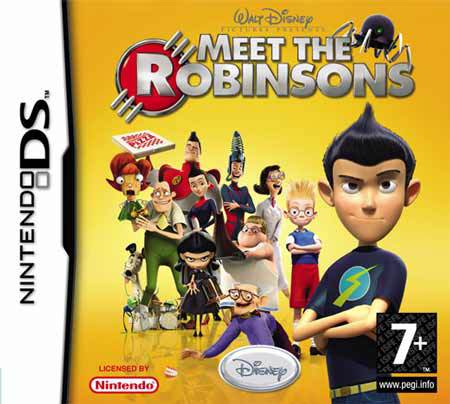 Meet The Robinsons Nds