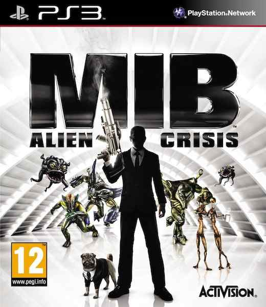 Ver MEN IN BLACK 3 PS3