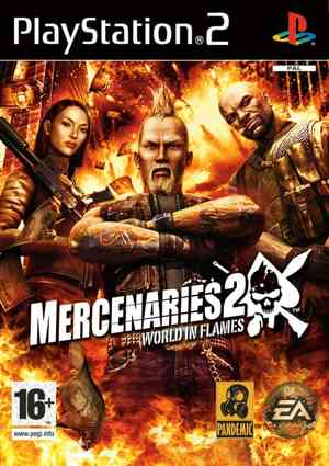 Mercenaries 2 World In Flames  Value Games  Ps2