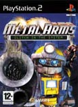 Metal Arms Ps2