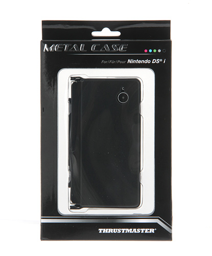 Metal Case Negra Ndsi