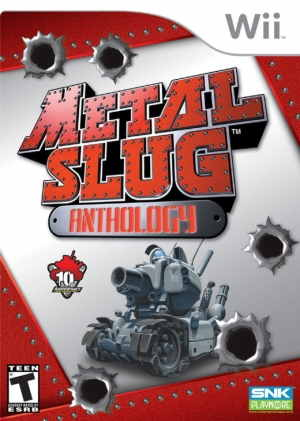 Metal Slug Antology Wii