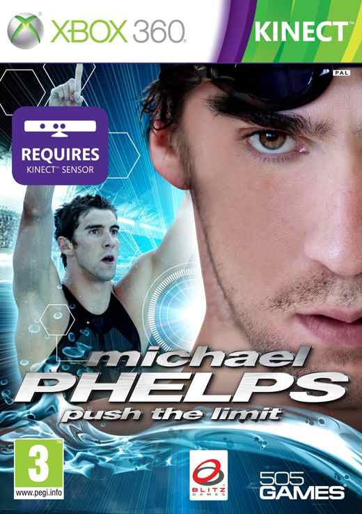 Ver MICHAEL PHELPS X360K