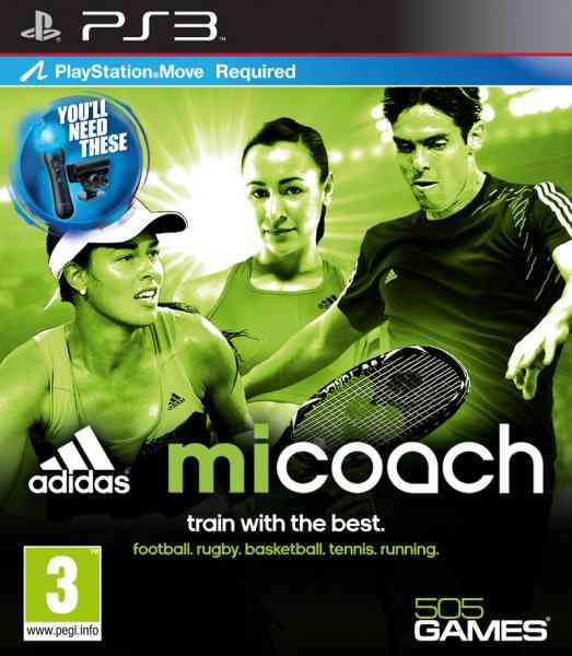 Micoach Adidas Ps3 Ps3