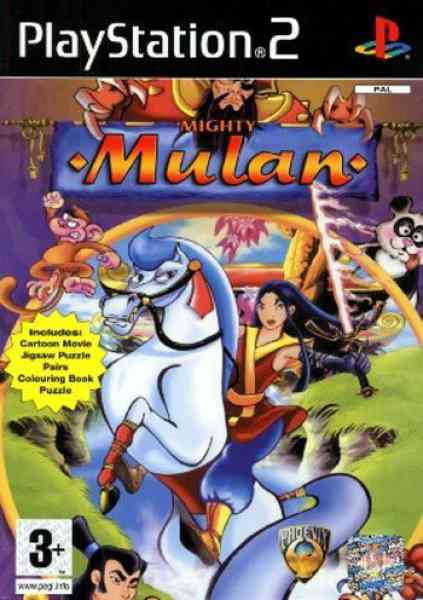 Ver MIGHTY MULAN PS2