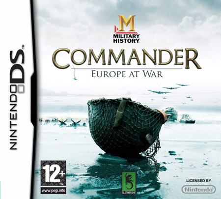 Military History Commander Europe At War Ds