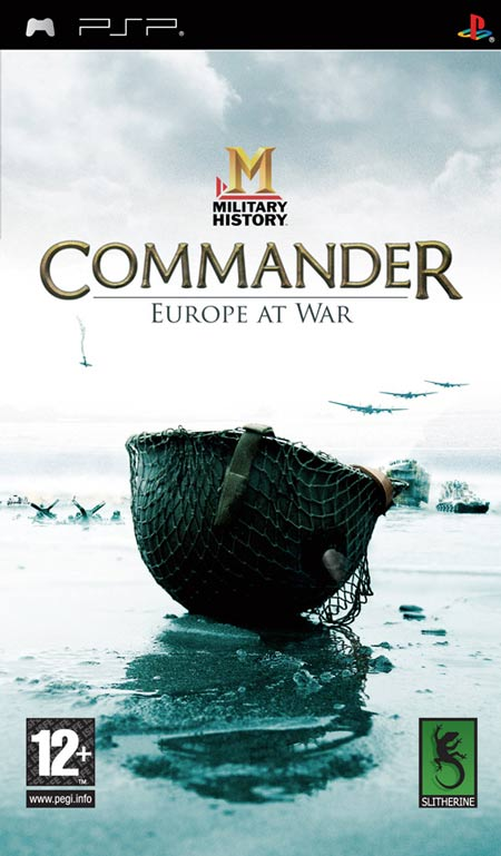 Ver MILITARY HISTORY COMMANDER EUROPE AT WAR PSP