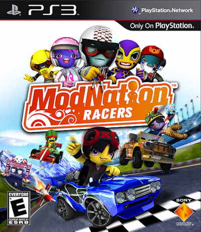 Modnation Racers Pla Ps3
