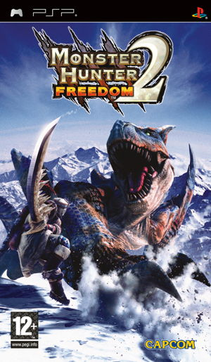 Monster Hunter Freedom 2 Essentials Psp