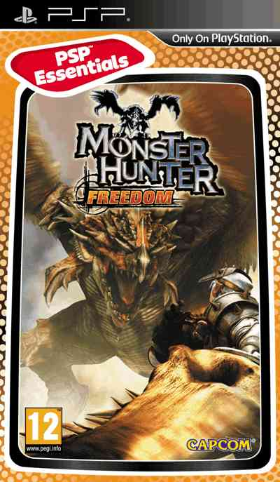 Monster Hunter Freedom Essentials Psp