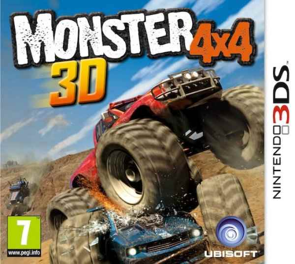 Monster Truck New 3d 3ds