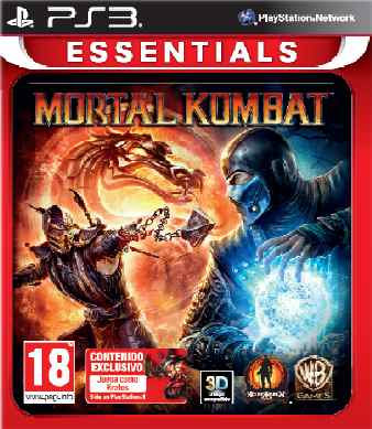 Mortal Kombat Essential Ps3