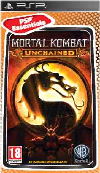 Mortal Kombat Unchained Essential Psp