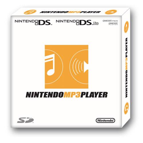 MP3 PLAYER NDS NI