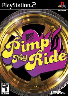Mtv Tunnig Pimp My Ride Psp