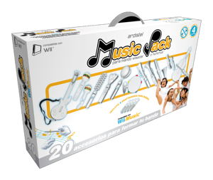 Music Pack Wii