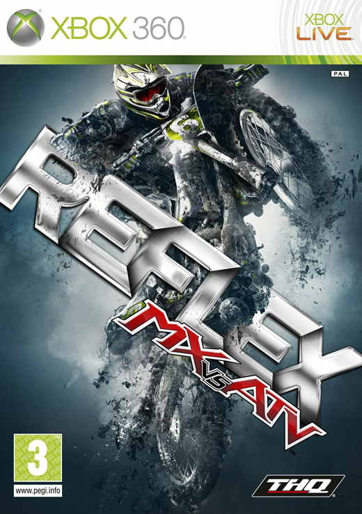 Mx Vs Atv Reflex X360