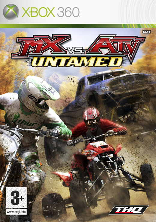 Mx Vs Atv Untamed X360