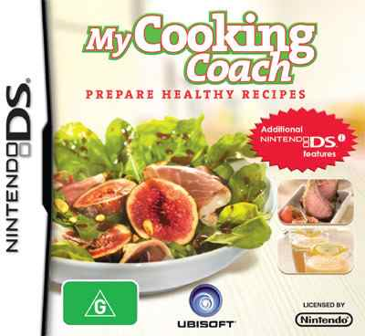 Ver MY COOKING COACH DS