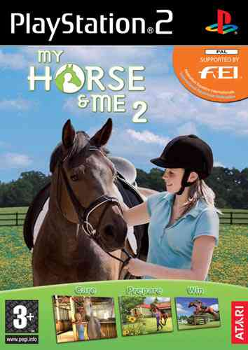 My Horse  Me 2 Ps2